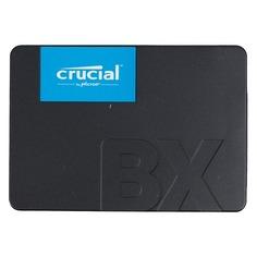 "SSD накопитель CRUCIAL BX500 CT240BX500SSD1 240Гб, 2.5"", SATA III"