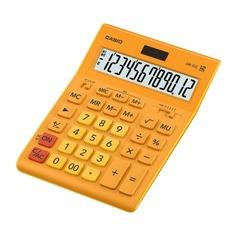 Калькулятор CASIO GR-12C-RG, 12-разрядный, оранжевый