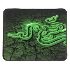 Коврик для мыши RAZER Goliathus Control Fissure, зеленый/рисунок [rz02-01070500-r3m2]