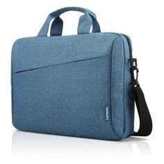"Сумка для ноутбука 15.6"" LENOVO Toploader T210, синий [gx40q17230]"