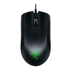 Мышь RAZER Abyssus Essential, игровая, оптическая, проводная, USB, черный [rz01-02160300-r3m1]