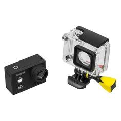 Экшн-камера AC ROBIN ZED5 SE 4K, WiFi, черный