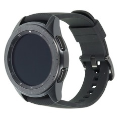"Смарт-часы SAMSUNG Galaxy Watch 42мм, 1.2"", черный / черный [sm-r810nzkaser]"