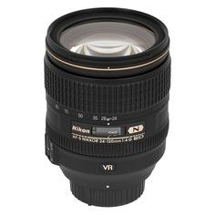 Объектив NIKON 24-120mm f/4 AF-S ED VR, Nikon F [jaa811da]
