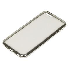 Чехол (клип-кейс) REDLINE iBox Blaze, для Apple iPhone 6/6S, серебристый [ут000008419]