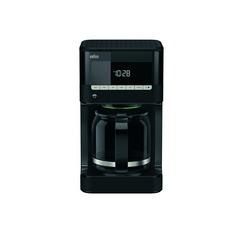 Кофеварка BRAUN KF7020, капельная, черный [0x13211014]