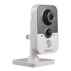 Видеокамера IP HIKVISION HiWatch DS-I214W(B), 1080p, 2.8 мм, белый
