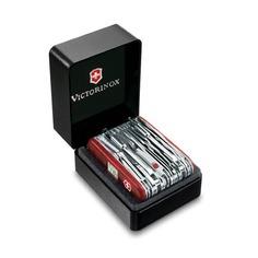 Складной нож VICTORINOX SwissChamp XAVT, 81 функций, 91мм, красный
