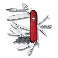 Складной нож VICTORINOX CyberTool M, 32 функций, 91мм, красный
