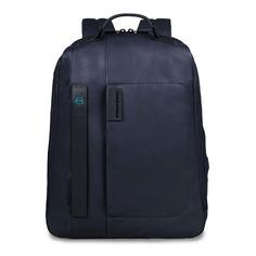 Рюкзак унисекс Piquadro Pulse CA3349P15/BLU3 синий