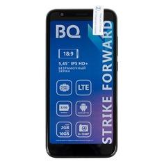Смартфон BQ Strike Forward 16Gb, 5512L, черный