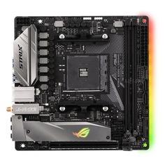 Материнская плата ASUS ROG STRIX B350-I GAMING, SocketAM4, AMD B350, mini-ITX, Ret