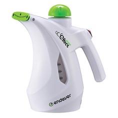 Отпариватель ручной ENDEVER Q-410, белый / зеленый [60094]