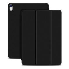 """Чехол для планшета BORASCO Apple iPad Pro 12.9"""" 2018, черный [35980]"""