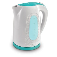 Чайник электрический POLARIS PWK 2077СL, 2200Вт, бирюзовый