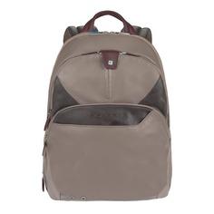 Рюкзак унисекс Piquadro Coleos CA2944OS/TO серый натур./искуст. кожа