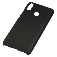 Чехол (клип-кейс) DEPPA Air Case, для Huawei Honor 8X, черный [83380]