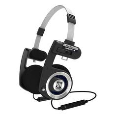 Наушники с микрофоном KOSS Porta Pro Wireless, Bluetooth, накладные, черный [15119912]