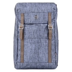 Рюкзаки, чемоданы, сумки Рюкзак Wenger 605201 29x42x17см 16л. 0.7кг. полиэстер синий