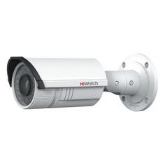 Видеокамера IP HIKVISION HiWatch DS-I126, 720p, 2.8 - 12 мм, белый