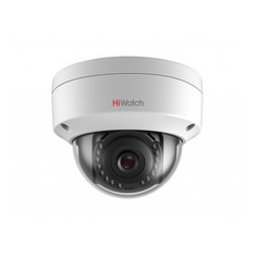 Видеокамера IP HIKVISION HiWatch DS-I402, 4 мм, белый