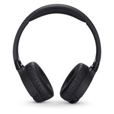 Наушники с микрофоном JBL T600BTNC, Bluetooth, накладные, черный [jblt600btncblk]