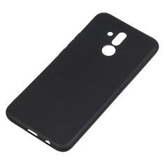 Чехол (клип-кейс) GRESSO Gresso Meridian, для Huawei Mate 20 Lite, черный [gr17mrn399]