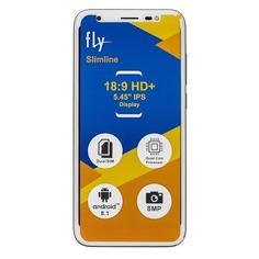 Смартфон FLY Slimline 8Gb, шампань