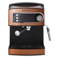 Кофеварка POLARIS PCM 1515E Adore Crema, эспрессо, бронзовый