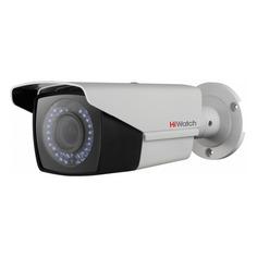 Камера видеонаблюдения HIKVISION HiWatch DS-T206P, 1080p, 2.8 - 12 мм, белый
