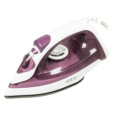 Утюг SINBO SSI 6602, 1800Вт, фиолетовый/ белый