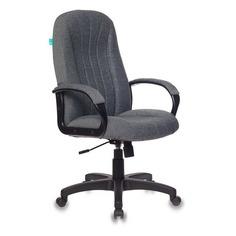 Кресло руководителя БЮРОКРАТ CH 685, на колесиках, ткань, серый [ch 685 g]