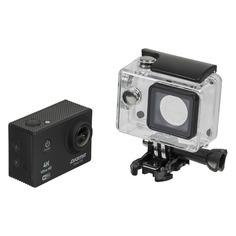 Экшн-камера DIGMA DiCam 510 4K, WiFi, черный [dc510]
