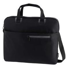 """Сумка для ноутбука 15.6"""" HAMA Sydney, черный/серый [00101932]"""
