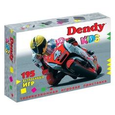 Игровая консоль DENDY Kids, черный