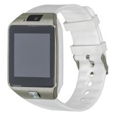 "Смарт-часы SMARTERRA Chronos X, 1.54"", белый / белый [sm-uc101lw]"