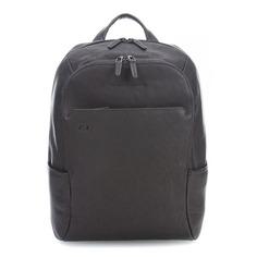 Рюкзак мужской Piquadro Black Square CA3214B3/TM темно-коричневый натур.кожа