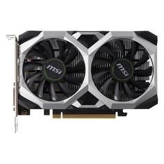Видеокарта MSI nVidia GeForce GTX 1650 , GTX 1650 VENTUS XS 4G OC, 4ГБ, GDDR5, OC, Ret