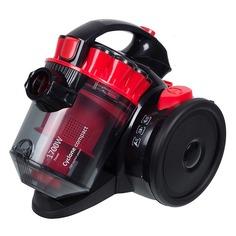 Пылесос SCARLETT SC-VC80C98, 1700Вт, красный/черный