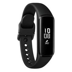 """Смарт-часы SAMSUNG Galaxy Fit-e, 0.74"""", черный / черный [sm-r375nzkaser]"""