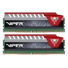 Модуль памяти PATRIOT Viper Elite PVE48G280C6KRD DDR4 - 2x 4Гб 2800, DIMM, Ret Патриот