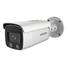 Видеокамера IP HIKVISION DS-2CD2T27G1-L, 1080p, 4 мм, белый