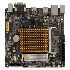 Материнская плата ASUS J1800I-C, mini-ITX, Ret