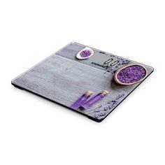 Напольные весы STARWIND SSP6031, до 180кг, цвет: рисунок/фиолетовый