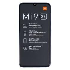 Смартфон XIAOMI Mi 9 SE 64Gb, синий