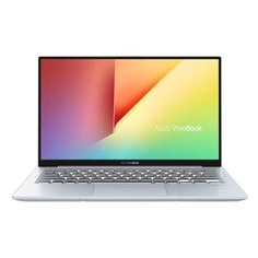 "Ноутбук ASUS VivoBook S330UA-EY076, 13.3"", IPS, Intel Core i7 8550U 1.8ГГц, 8Гб, 256Гб SSD, Intel UHD Graphics 620, Endless, 90NB0JF3-M02960, серебристый"