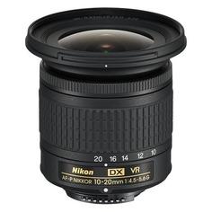 Объектив NIKON 10-20mm f/4.5-5.6 AF-P DX, Nikon F [jaa832da]