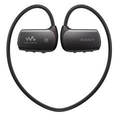 MP3 плеер SONY NW-WS623 flash 4ГБ черный