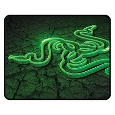 Коврик для мыши RAZER Goliathus Control Fissure Edition, Large, зеленый/рисунок [rz02-01070700-r3m2]