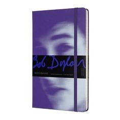 Блокнот Moleskine LE BOB DYLON Large 130х210мм 240стр. линейка фиолетовый